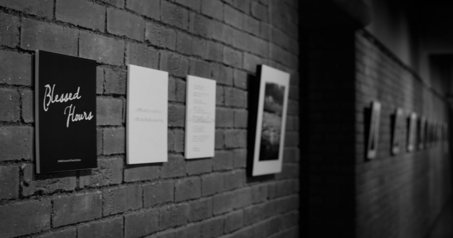 フィルムに立ち返った写真展、本日より開催です